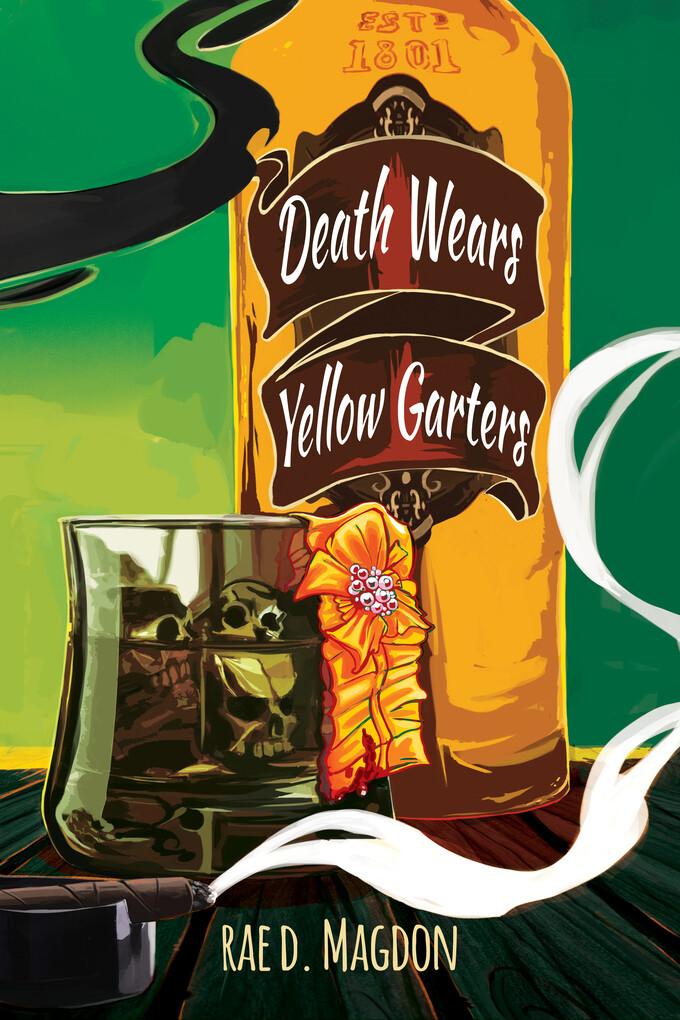 Death Wears Yellow Garters als eBook Download v...