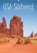 USA Südwest Facettenreiche Landschaften (Wandkalender 2019 DIN A2 hoch)
