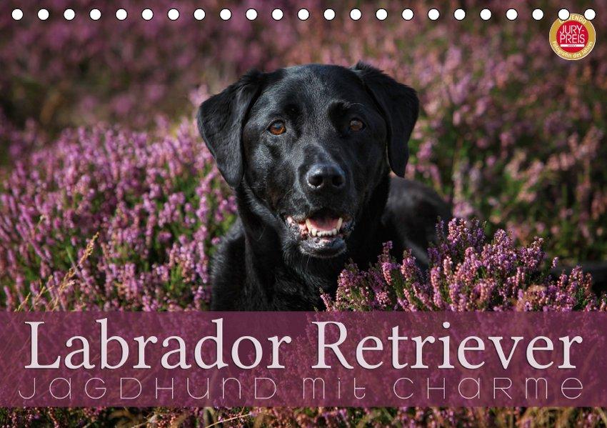Labrador Retriever - Jagdhund mit Charme (Tisch...