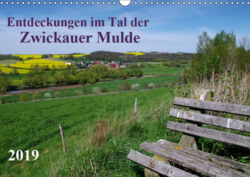 Entdeckungen im Tal der Zwickauer Mulde (Wandka...