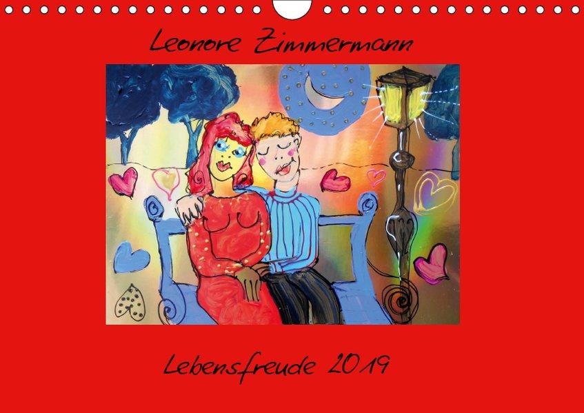 Lebensfreude 2019 (Wandkalender 2019 DIN A4 quer)