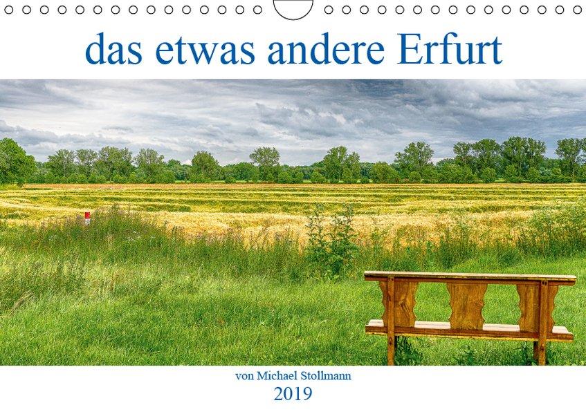 das etwas andere Erfurt (Wandkalender 2019 DIN ...