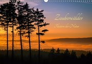 Zauberw'er - Fl'stern der Natur (Wandkalender 2019 DIN A3 quer)
