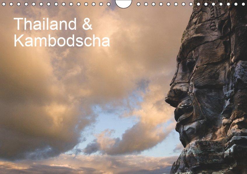 Thailand & Kambodscha (Wandkalender 2019 DIN A4...