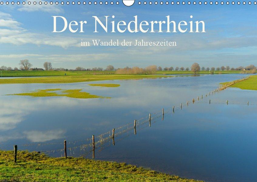 Der Niederrhein im Wandel der Jahreszeiten (Wan...