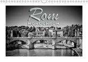 ROM Monochrom (Wandkalender 2019 DIN A4 quer)