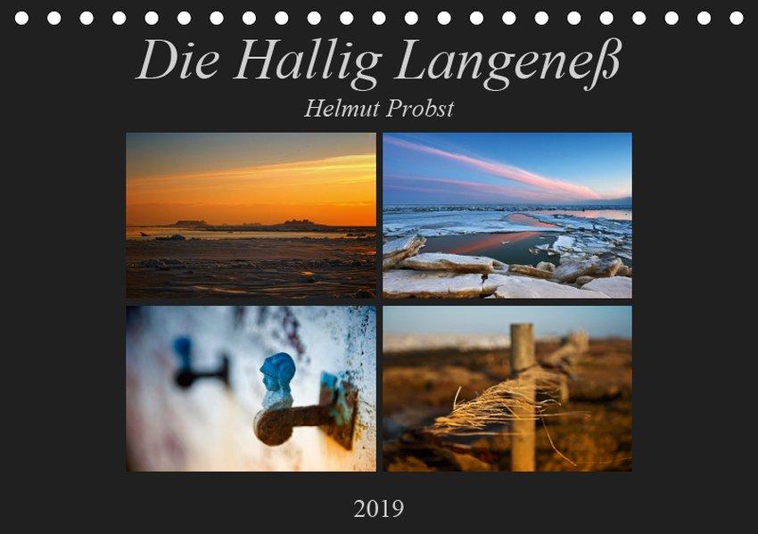 Die Hallig Langeneß (Tischkalender 2019 DIN A5 ...