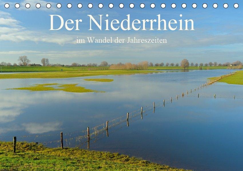Der Niederrhein im Wandel der Jahreszeiten (Tis...