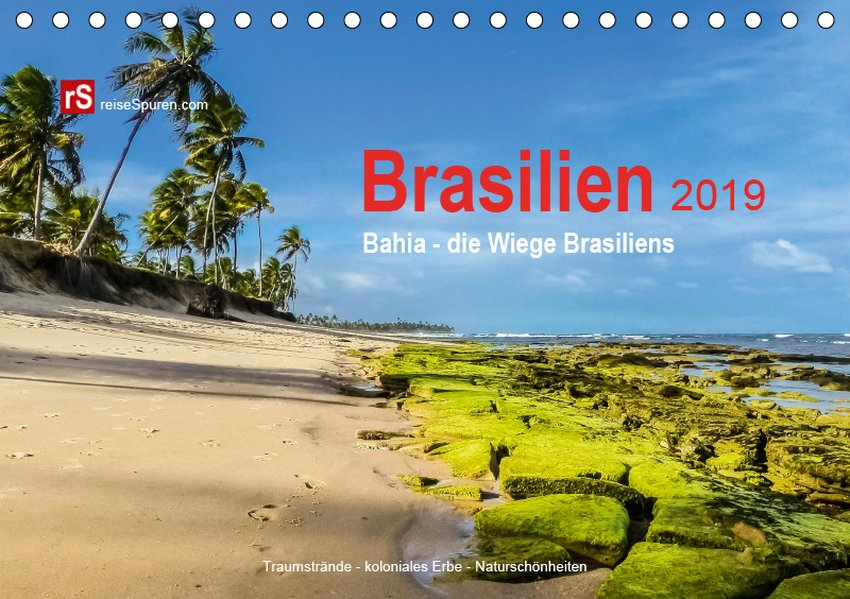 brasilien 2019 bahia die wiege brasiliens tischkalender. Black Bedroom Furniture Sets. Home Design Ideas