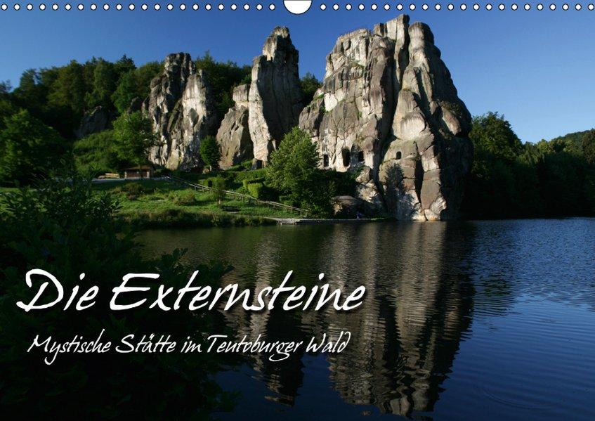 Die Externsteine (Wandkalender 2019 DIN A3 quer)