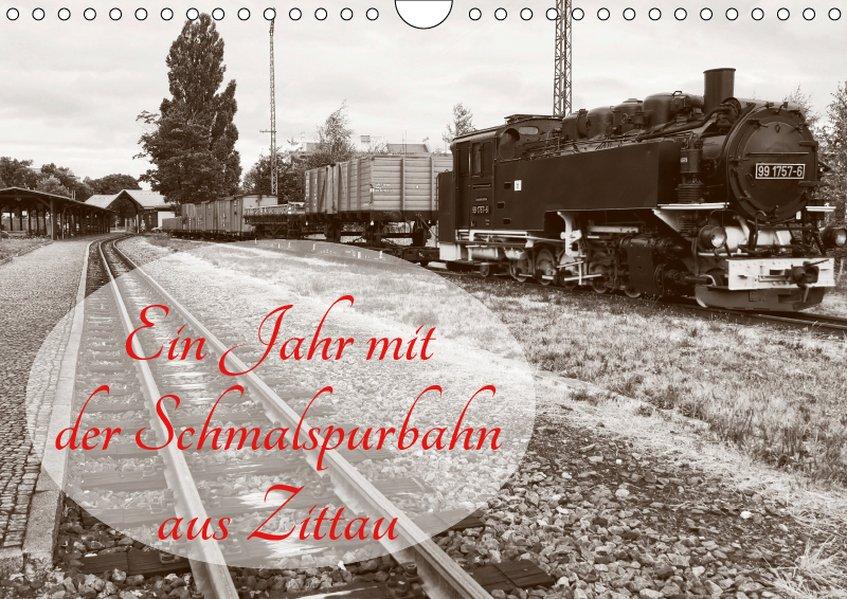 Ein Jahr mit der Schmalspurbahn aus Zittau (Wan...