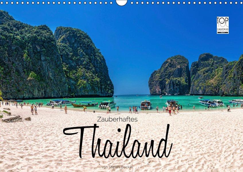 Zauberhaftes Thailand (Wandkalender 2019 DIN A3...