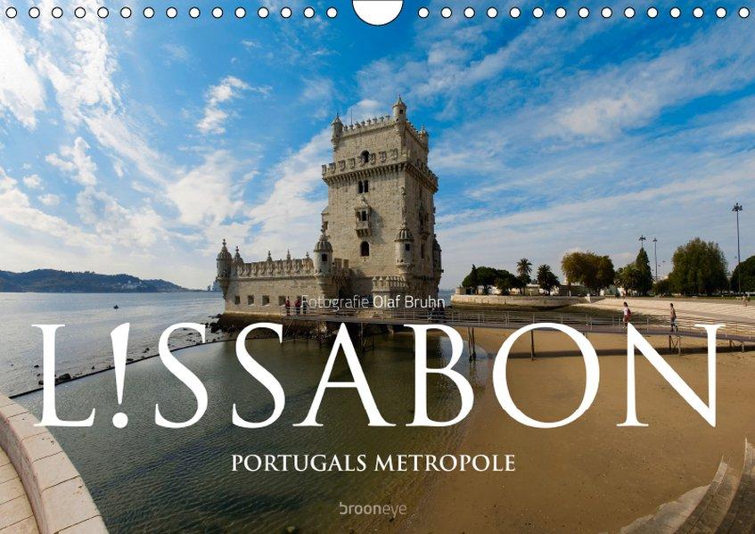 Lissabon ? Portugals Metropole (Wandkalender 20...