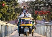 Willkommen in Indien 2019 (Wandkalender 2019 DIN A4 quer)