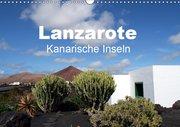 Lanzarote - Kanarische Inseln (Wandkalender 2019 DIN A3 quer)