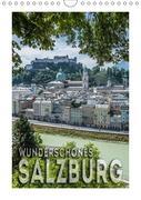 Wunderschönes SALZBURG (Wandkalender 2019 DIN A4 hoch)