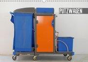 Putzwagen (Wandkalender 2019 DIN A3 quer)