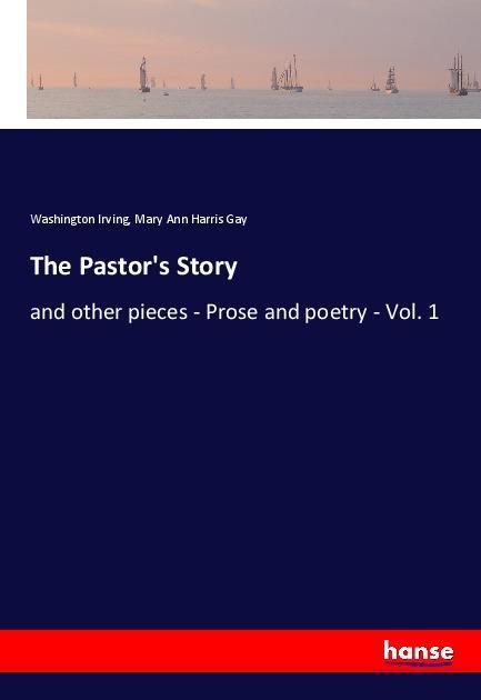 The Pastor´s Story als Buch von Washington Irvi...