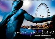 public phantasies - erotische Männerfotografie (Wandkalender 2019 DIN A2 quer)