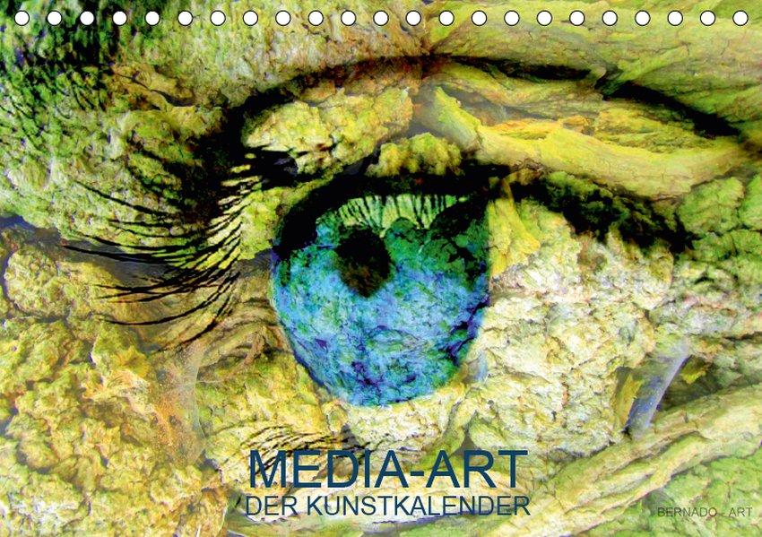 MEDIA-ART Der Kunstkalender (Tischkalender 2019...