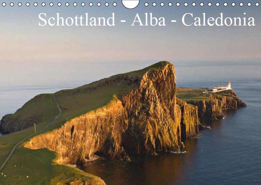 Schottland - Alba - Caledonia (Wandkalender 201...