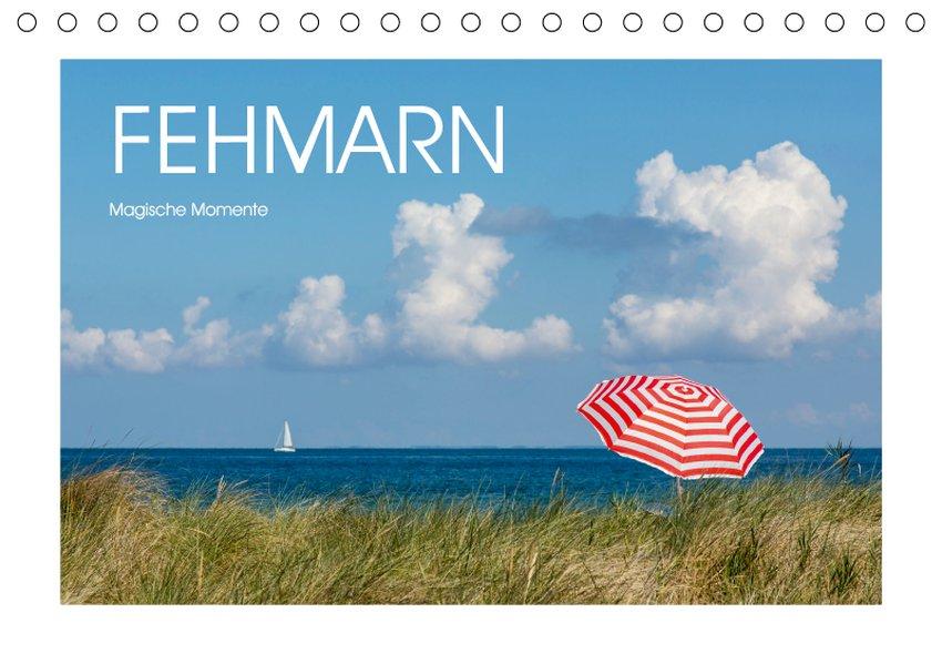 FEHMARN - Magische Momente (Tischkalender 2019 ...