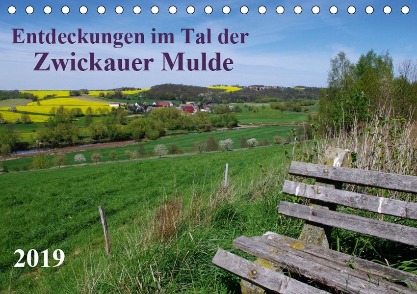 Entdeckungen im Tal der Zwickauer Mulde (Tischk...