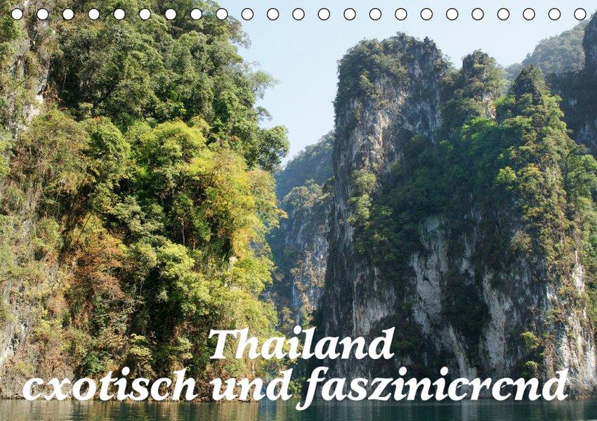 Thailand - exotisch und faszinierend (Tischkale...