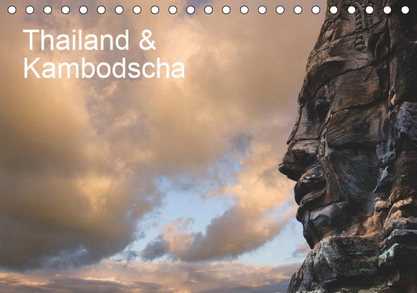 Thailand & Kambodscha (Tischkalender 2019 DIN A...