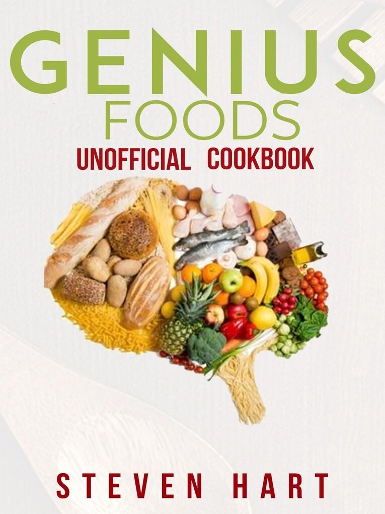 Genius Foods Unofficial Cookbook als eBook Down...