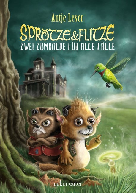 Sprötze und Flitze als Buch von Antje Leser