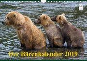 Der Bärenkalender 2019 (Wandkalender 2019 DIN A4 quer)