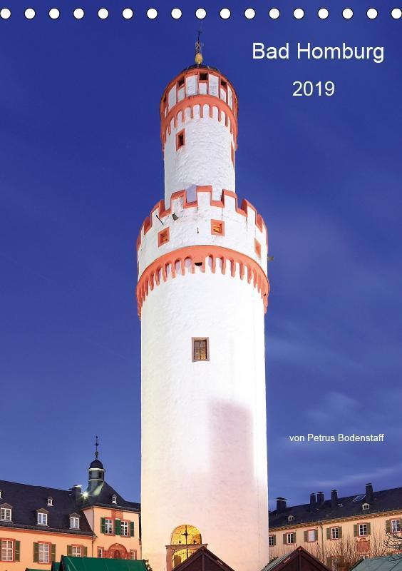 Bad Homburg 2019 von Petrus Bodenstaff (Tischka...