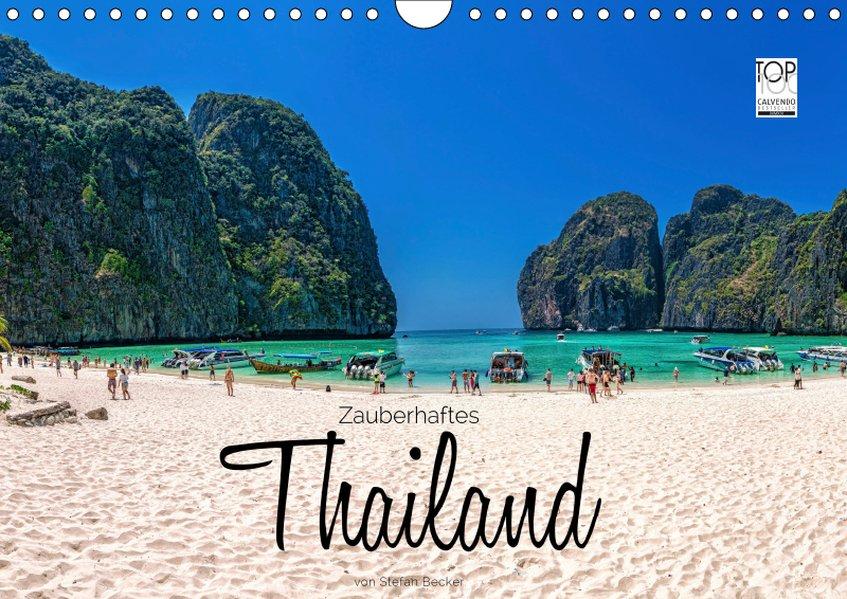 Zauberhaftes Thailand (Wandkalender 2019 DIN A4...