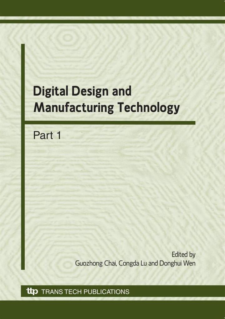 Digital Design and Manufacturing Technology als...