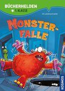 Monsterfalle. Bücherhelden