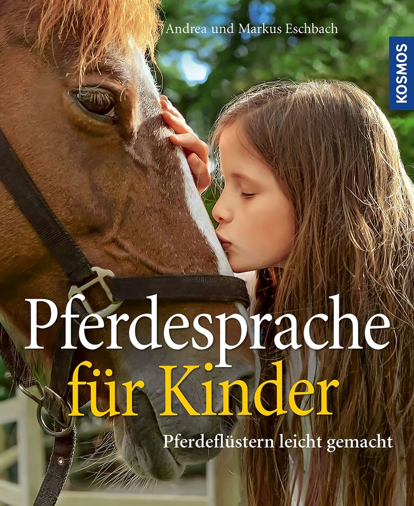 Pferdesprache für Kinder als Buch