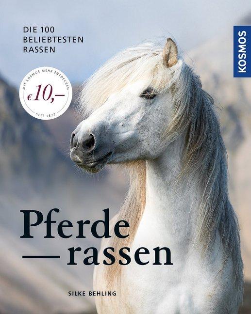 Pferderassen als Buch