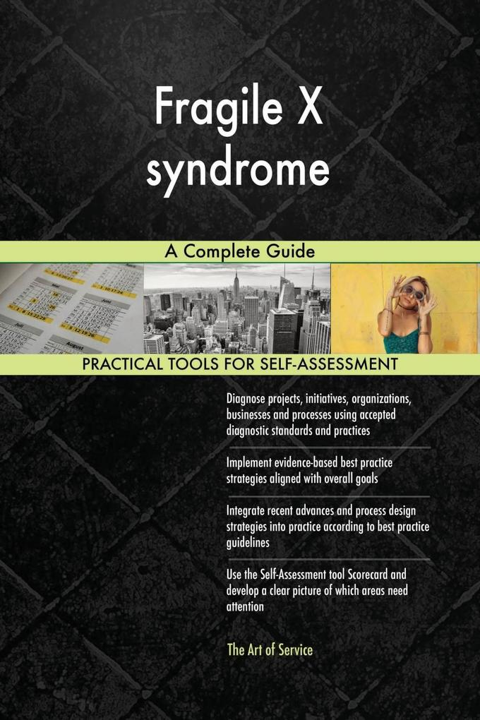 Fragile X syndrome A Complete Guide als eBook D...