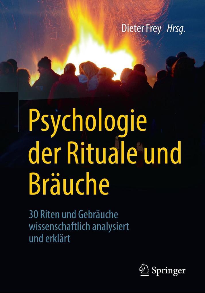 Psychologie der Rituale und Bräuche als eBook D...