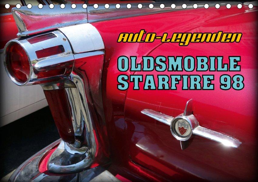Auto-Legenden - OLDSMOBILE STARFIRE 98 (Tischka...
