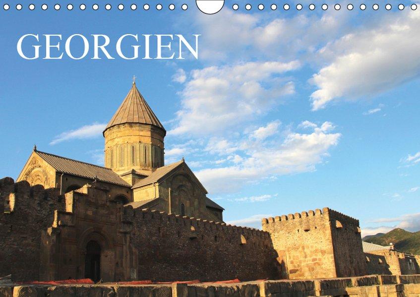 Georgien (Wandkalender 2019 DIN A4 quer)