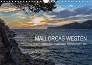 Mallorcas Westen (Wandkalender 2019 DIN A4 quer)