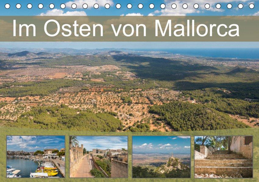 Im Osten von Mallorca (Tischkalender 2019 DIN A...