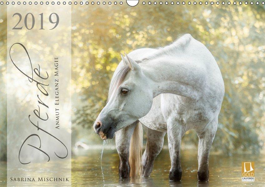 Pferde - Anmut, Eleganz, Magie (Wandkalender 20...