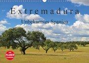 Extremadura - Unbekanntes Spanien (Wandkalender 2019 DIN A3 quer)