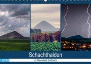 Schachtanlagen in Mansfeld Südharz (Wandkalender 2019 DIN A2 quer)