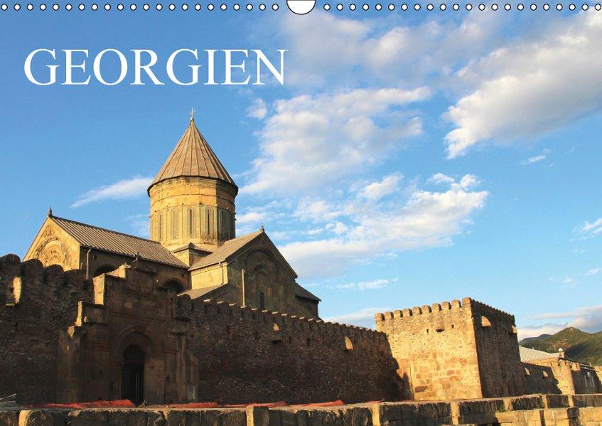 Georgien (Wandkalender 2019 DIN A3 quer)