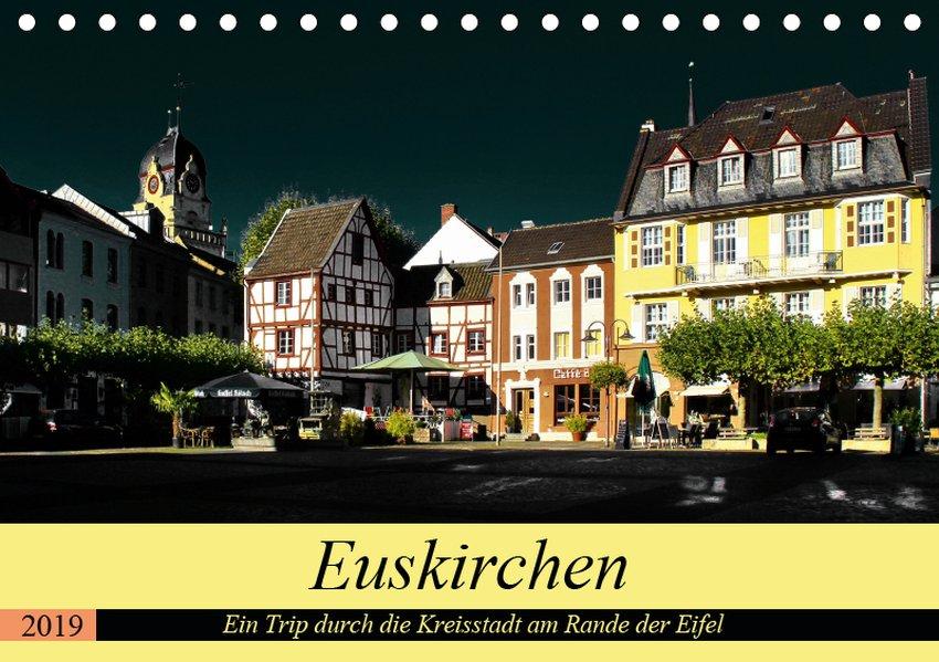Euskirchen - Ein Trip durch die Kreisstadt am R...