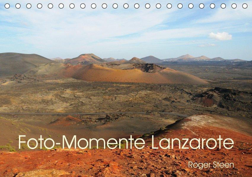 Foto-Momente Lanzarote (Tischkalender 2019 DIN ...